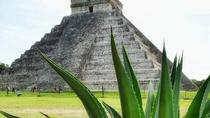 Private Coba and Chichen Itza Ruins with Lunch and Cenote Ik Kil Swim from Tulum, Tulum