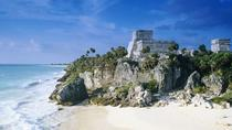 Private Coba, Tulum and Temazcal Combo Tour from Cancun, Cancun, Private Day Trips