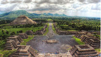 Private Tour of Mexico City, Teotihuacan Pyramids and Lady of Guadalupe Cathedral, Mexico City, ...