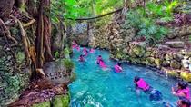 Private Tour Pyramids Tulum and Coba with Night Show in the Park Xcaret, Cancun, Private...