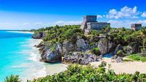 Private tour TULUM and CHICHEN ITZA with swimming in Cenote IKKIL from Cancun, Cancun, Private...