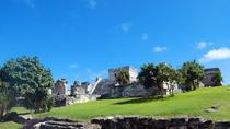 Tulum and Coba Full-Day Tour with Lunch, Cenote, Beach Sunset, Cancun, Cultural Tours