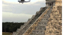 VIP EXCURSION CHICHEN ITZA BY PLANE FROM TULUM, Tulum, Air Tours