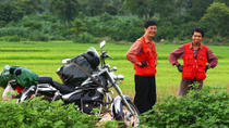 Full-Day Motorcycle Tour of Silk Village from Dalat, Central Vietnam, Motorcycle Tours