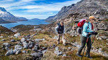 Back Country Hike from Kobber Fjord to Nuuk Fjord, Nuuk, Hiking & Camping