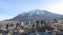 The Kilimanjaro Machame Trek, Arusha, Hiking & Camping
