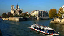 Seine River Cruise onboard Vedettes du Pont Neuf, Paris, Day Cruises