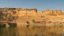 Full Day Jaipur (Pink City) Tour from Delhi by Express Train, New Delhi, Cultural Tours