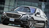Arrival Private Transfer Bucharest Airport OTP to Bucharest City in a Sedan Car, Bucharest, Airport...