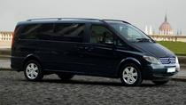Luxembourg Findel International Airport - Luxury Van Private Arrival Transfer, Luxembourg, Private ...