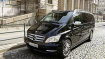 Luxembourg-Findel International Airport, Private Departure Transfer in Luxury Van, Luxembourg, ...