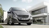 Luxury Van transfer Madrid Adolfo Suarez Airport MAD to Segovia City Center, Madrid, Airport & ...