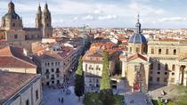 Luxury Van transfer Salamanca City Centre to Madrid Adolfo Suarez Airport MAD, Madrid, Airport &...