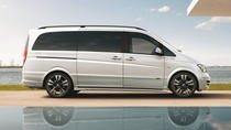 Moscow Domodedov Private Airport Luxury Van  Arrival Transfer, Moscow