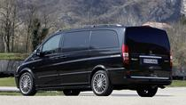 Prague Airport: Luxury Van Private Departure Transfer, Prague, Private Transfers
