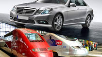 Private Arrival Transfer by Luxury Car from Berlin Central Station, Berlin, Private Transfers