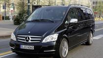 Private Departure Transfer by Luxury Van to Prague Hlavni Nadrazi Railway Station, Prague, Private ...