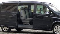 Private Departure Transfer to Frankfurt International Airport by Luxury Van