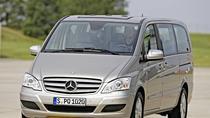 Stockholm Skavsta Airport Luxury Minivan Private Arrival Transfer, Stockholm, Private Transfers