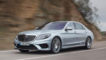 Tallinn TLL Airport Luxury Car Private Arrival Transfer, Tallinn