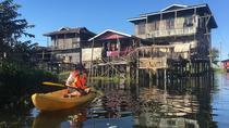 Inle Bike, Boat and Kayak Tour, Nyaungshwe, Kayaking & Canoeing