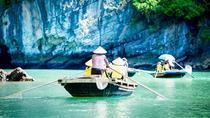 Full-Day Halong Tour including Bamboo Boat Ride from Hanoi, Hanoi, Day Cruises
