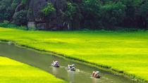 Hoa Lu and Tam Coc Day Trip from Hanoi, Hanoi, Private Sightseeing Tours