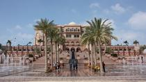 Abu Dhabi City Tour Including Ferrari World Tickets Guided Tour from Dubai