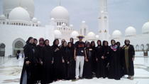 Full-Day Abu Dhabi City Tour from Dubai Including Lunch, Dubai, Day Trips