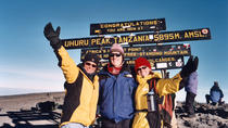 6-Day Kilimanjaro trekking Machame or Whisky route, Arusha, Hiking & Camping
