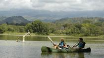Canoeing Safari at Lake Duluti and nature Walk, Arusha, Kayaking & Canoeing