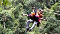 Mindo Ziplining, Quito, 4WD, ATV & Off-Road Tours