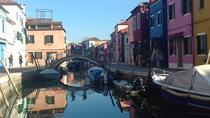 Private Excursion by Typical Venetian Motorboat to Murano, Burano and Torcello, Venice, Day Cruises