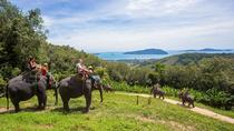 Half-Day 4 in 1 Safari from Phuket, Phuket, Half-day Tours