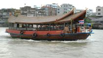 Half-Day Bangkok Rice Barge and Longtail Boat Cruise, Bangkok, Night Cruises