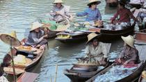 Half-Day Tour of Damneon Saduak Floating Market from Bangkok , Bangkok, Half-day Tours
