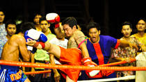 Thai Boxing Match including Tickets and Transfer in Bangkok, Bangkok