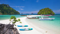 4 Island Speed Boat Tour by Sea Eagle from Krabi including National Park Fees, クラビ