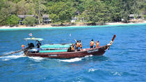 4 Island Tour to Emerald Cave by Longtail Boat from Koh Lanta, Ko Lanta, Day Trips