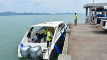 Ao Nang to Koh Yao Noi by Green Planet Speed Boat, Krabi, Ferry Services