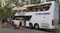 Bangkok to Chiang Mai by Thai Sriram Coach with 36 reclining seats, Bangkok, Bus Services