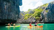 Blue Stars Kayaking Adventure in Angthong Marine Park, Koh Samui, 4WD, ATV & Off-Road Tours