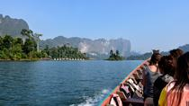 Day Tour by Longtail Boat on Cheow Lan Lake in Khao Sok National Park from Krabi, Krabi, Day Trips