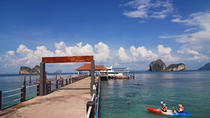 Day Trip to Koh Ngai and Koh Talabeng by Big Boat from Koh Lanta including Snorkeling and Kayaking, ...