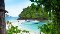 Early Bird Tour to 4 Islands & Railay Beach by Siam Adventure World from Phuket, Phuket, Day Trips