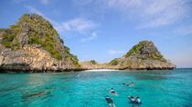 Full-Day Snorkel Tour to Koh Rok and Koh Ha from Krabi, Krabi, null