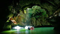 Full-Day Tour to Phang Nga Bay Including James Bond Island and Hong Island by Speedboat from Krabi,...