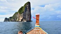 Full-Day Tour to Phi Phi Leh by Longtail Boat from Phi Phi Don, Zuid-Thailand en Andaman-kust