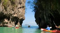Hong Island Tour by Longtail Boat with Snorkeling and Kayaking, Krabi, Day Cruises