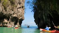 Hong Island Tour by Longtail Boat with Snorkeling and Kayaking Option, Krabi, Day Cruises
